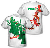 Gumby - Moves (Front/Back Print) Sublimated