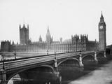 Palace of Westminster Lámina fotográfica