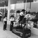 Cowboy Ride Impressão fotográfica por Three Lions
