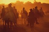 Argentina, San Antonio De Areco, Gaucho Festival Impressão fotográfica por Andrea Booher