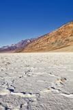 Badwater Basin Salt Flats, Death Valley Fotografisk trykk av Bryan Mullennix