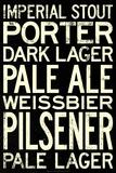 Beer Types and Styles Billeder