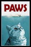 Paws Movie Kunstdruck