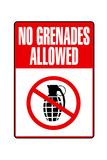 Jersey Shore No Grenades Allowed TV Plakater