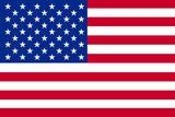 Bandiere degli Stati Uniti Poster
