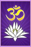 Lotus Meditation AUM Kuvia