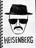 Heisenberg Sketch Pôsters