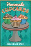 Fresh Cupcakes Poster