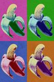 Banana Pop-Art Prints