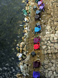 Chairs on the Nile Photographic Print by Mohannad Khatib @Mediumshot