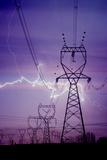 Electricity Fotografisk trykk av Lyle Leduc