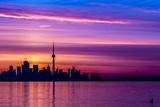 Painted Skies Fotografisk trykk av Greg David