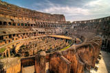 View of Colosseum Photographic Print by Dieter Schaefer
