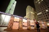 Berliner Mauer Fotografie-Druck von paul prescott