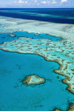 Great Barrier Reef Fotografie-Druck von Andrew Watson