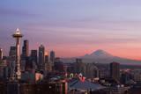 Seattle Fotografisk trykk av Aaron Morris