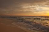 Cancun at Sunrise. Reproduction photographique par David Stuart