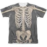Skeleton Costume Tee Sublimated