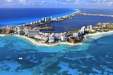 Cancun, Mexico Premium-Fotodruck von arthur gonoretzky
