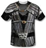 Star Trek - Klingon Uniform Costume Tee Sublimated