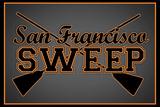 San Francisco Sweep Poster