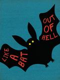 Like a Bat Out of Hell Láminas