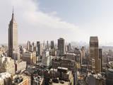 New York Fotografisk trykk av Christian Hoehn