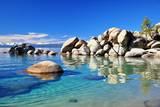 East Shore, Lake Tahoe, NV Fotografie-Druck von  stevedunleavy.com
