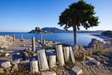 Kos, Kefalos Bay, Agios Stefanos Church Ruins Photographic Print by Bruno Morandi