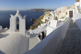 Oia, Santorini Island, Cyclades Islands, Greek Islands, Greece Photographic Print by Martin Ruegner