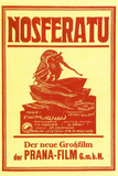 Nosferatu Movie Max Schreck 1922 Poster Print Prints