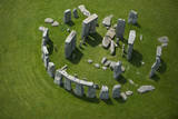 Stonehenge Photographic Print by Jason Hawkes