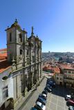 Igreja Dos Grilos, Porto, Portugal Fotografisk trykk av  jiawangkun