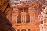 Al Khazneh in Petra, Jordan Fotografisk trykk av Vitaliy Pakhnyushchyy