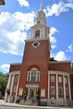Park Street Church, Boston, USA Fotografisk trykk av  jiawangkun