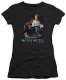 Juniors: Bates Motel - Die Alone T-Shirt