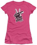 Juniors: The Voice - Adam Logo T-Shirt