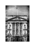Main Gates at Buckingham Palace - London - UK - England - United Kingdom - Europe Photographic Print by Philippe Hugonnard