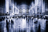 Urban Stretch Series - Grand Central Terminal - Manhattan - New York Reproduction photographique par Philippe Hugonnard