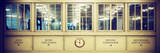 Panoramic View - Antique Glass in the Corridors of the Grand Central Terminal Photographic Print by Philippe Hugonnard
