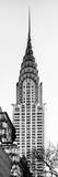 Door Posters - Top of the Chrysler Building - Manhattan - New York City - United States Reproduction photographique par Philippe Hugonnard