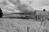 Stormy Weather in Rural Location Photographic Print by Rip Smith