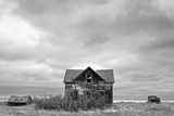 Abandoned House and Truck Photographic Print by Rip Smith