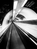 Londoner U-Bahn Fotografie-Druck von Craig Roberts
