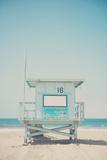 Blue Sky and the Pacific Ocean Fotografie-Druck von Laura Evans
