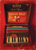 Floggy Molly Kunstdrucke von Kii Arens