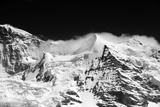 Jungfrau Top of Europe Lámina fotográfica por Philippe Sainte-Laudy