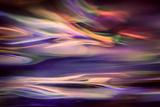 Blue Lagoon at Dawn Fotografie-Druck von Ursula Abresch