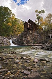 Crystal Mill Photographic Print by Hansrico Photography