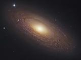 Ngc 2841, Spiral Galaxy in Ursa Major Photographic Print